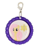 Little Pony Medical ID Charm Pink