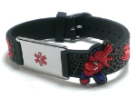 Spidey Mite Medical ID Bracelet