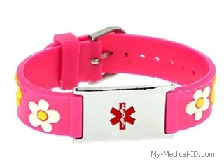 daisy-medical-bracelets-for-girls