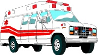 Medical ID Ambulance Logo