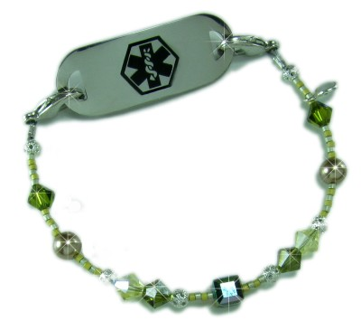 Our Envy Medical ID Bracelet for Women