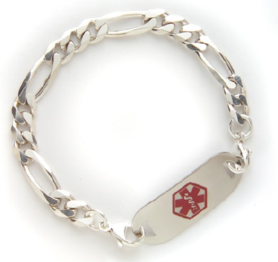 Medical Alert ID Bracelets, Medical ID Dog Tags for Men | Lauren's