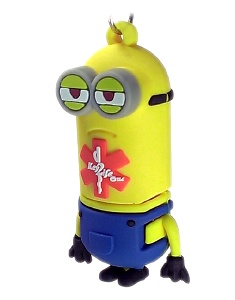 Medical ID Minion USB for Kids of All Ages