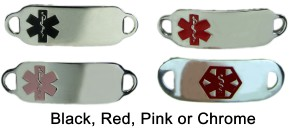 4 Medical Alert ID Tags to Choose From