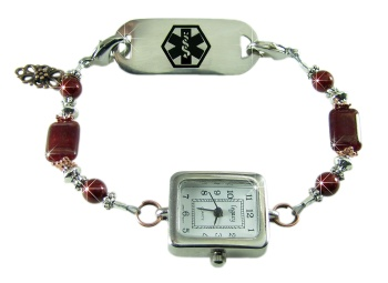 Desert Sunset Medical Watch for Women