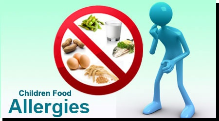 Some Allergy Causing Foods