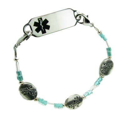 medical alert bracelet - Jewelry - Shopping.com