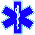 Medical ID Star of Life Logo