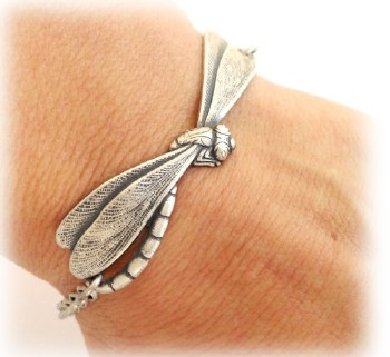 Dragon Fly Days Medical ID Bracelet