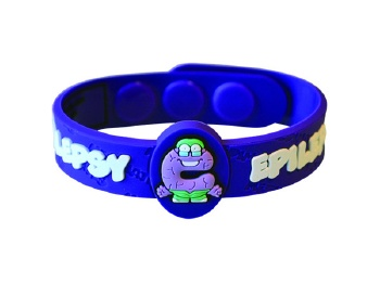 Epilepsy Wristband for Kids