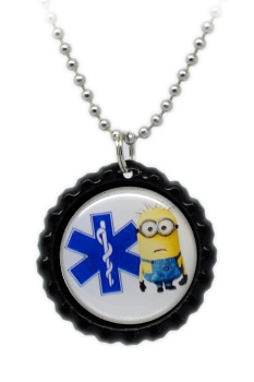 Fun 2 Medical ID Necklace for Kids