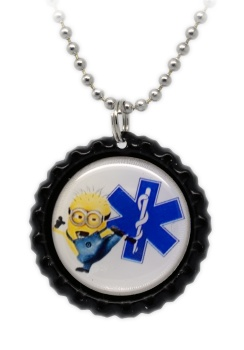 Fun 4 Medical ID Necklace for Kids