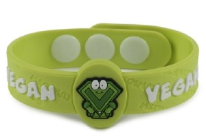 Vegan Wristband for Kids