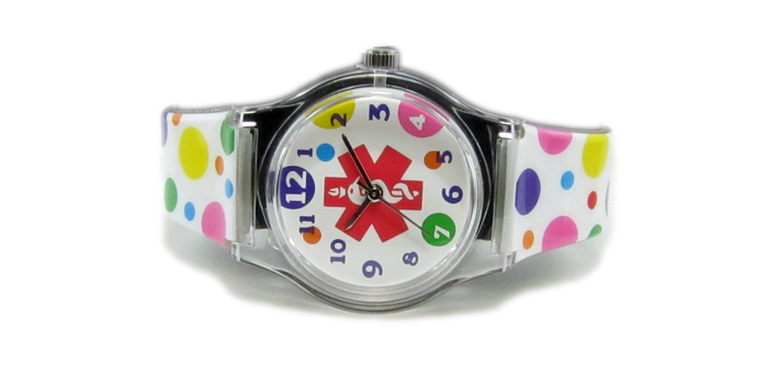 Medical ID Watches for Girls