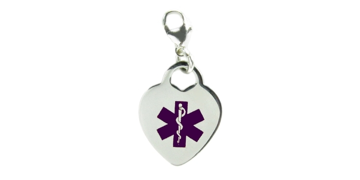 Medical ID Charms