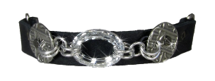 Crystal Cowgirl Medical ID Bracelet