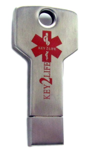 Key Shaped USB