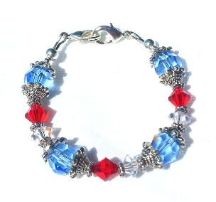 The Patriot Medical Bracelet