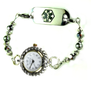 Rio Medical ID Watch for Women