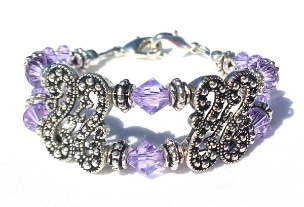 Violet Meadows Medical ID Bracelet