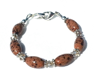 Wild Beauty Medical Bracelet